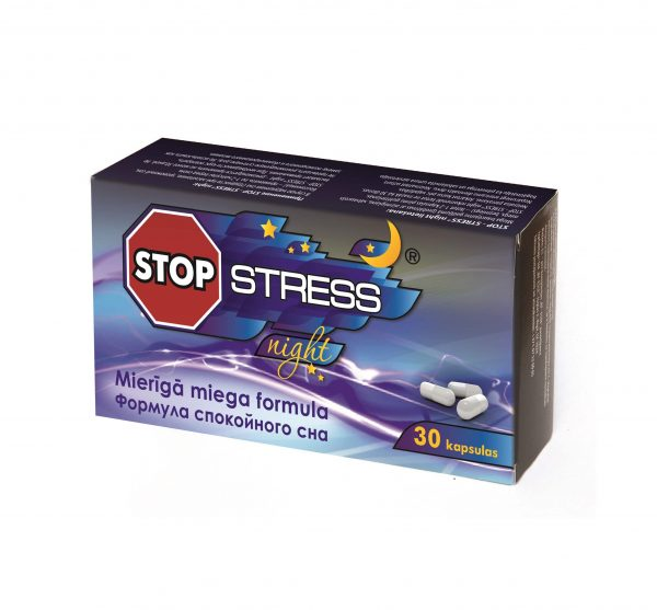 Stop Stress Night